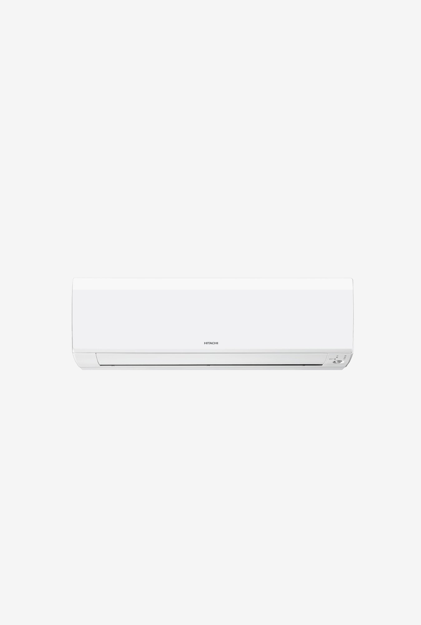 Hitachi Kashikoi 5400i 2 Ton Inverter Split AC White