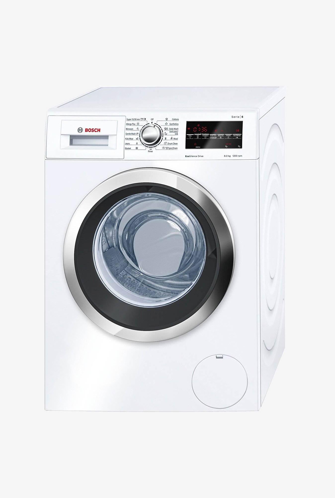 Bosch WAT24460IN 8 Kg Washing Machine (White)