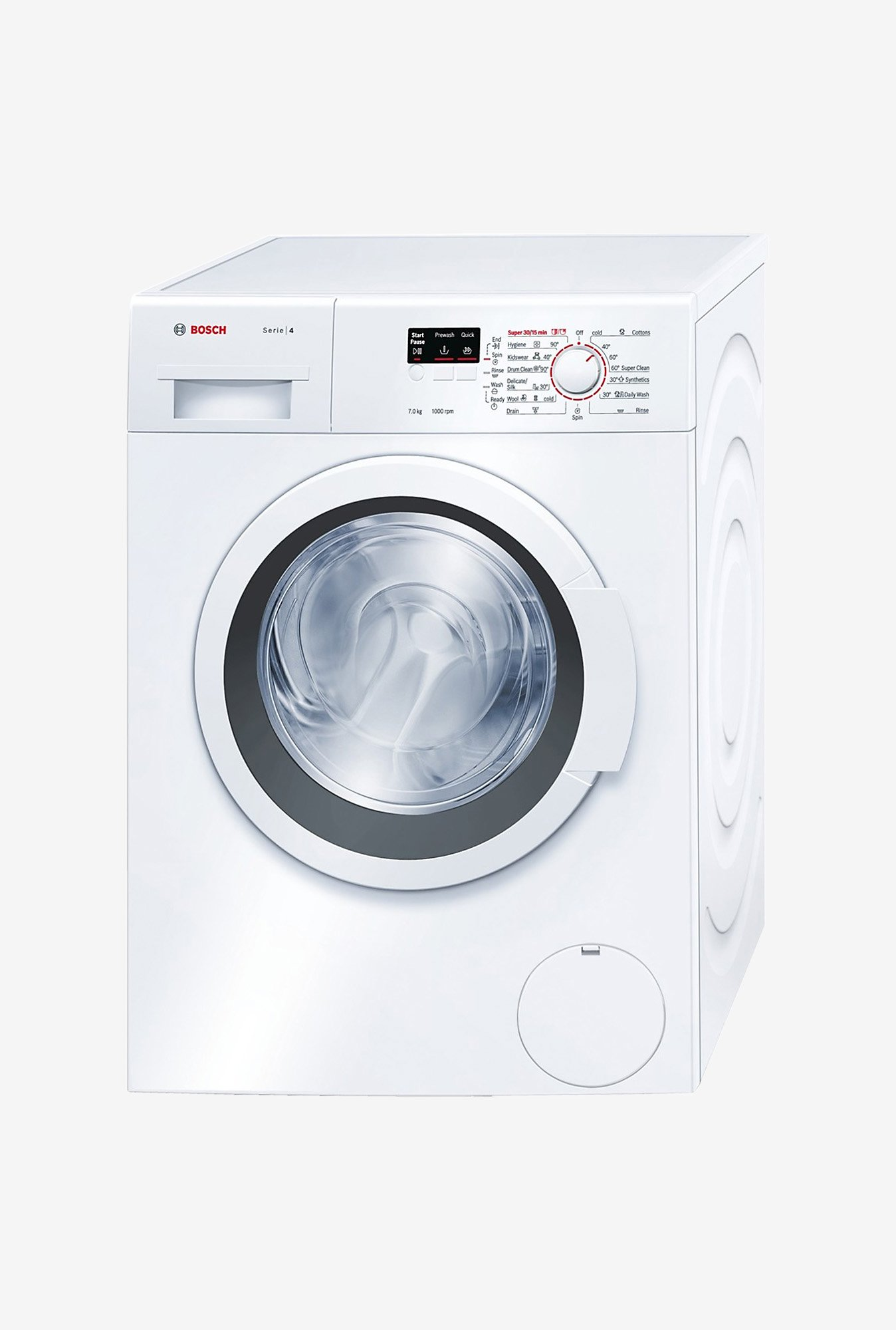 Bosch WAK20060IN 7 Kg Washing Machine (White)