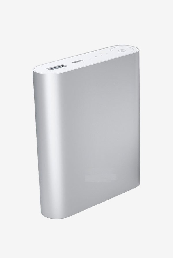 CATZ 10400SL PBCZ4 10400 mAh Power Bank (Silver)