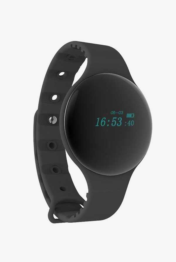 Infinitee OLED screen LivFit Fitness Band Black