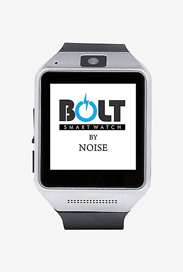 Noise Bolt 380mAh Smart Watch (Grey & White)