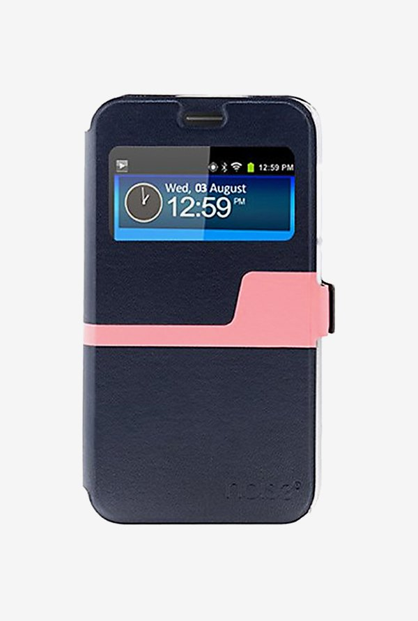 Noise Flip Cover for Huawei Ascend Y336 (Blue)