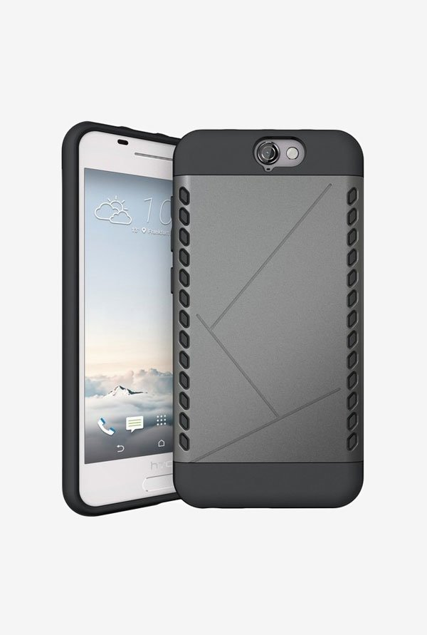 Noise Shield Back Case for HTC One A9 (Grey)