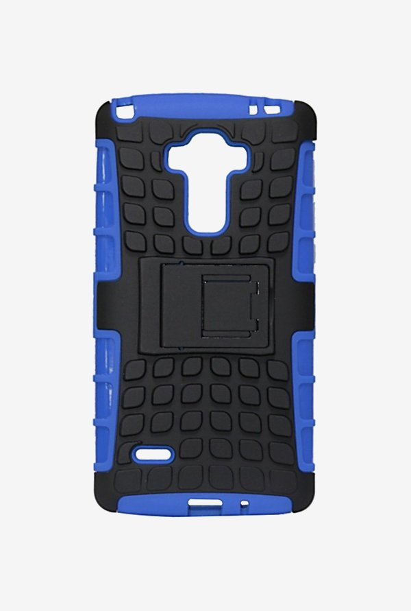 Noise Hybrid Back Case for LG G4 Note (Blue)