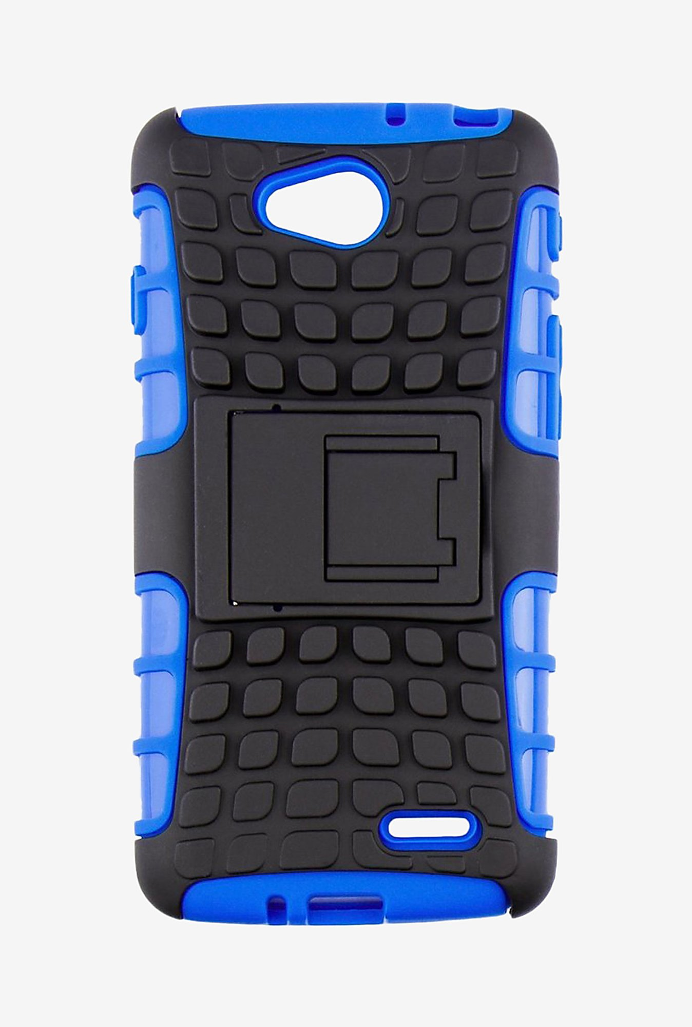 Noise Hybrid Back Case for LG L90 (Blue)