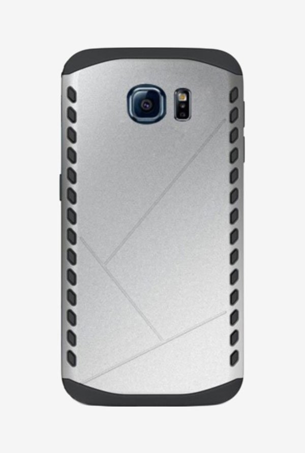 Noise Shield Back Case for Samsung Galaxy S6 (Silver)