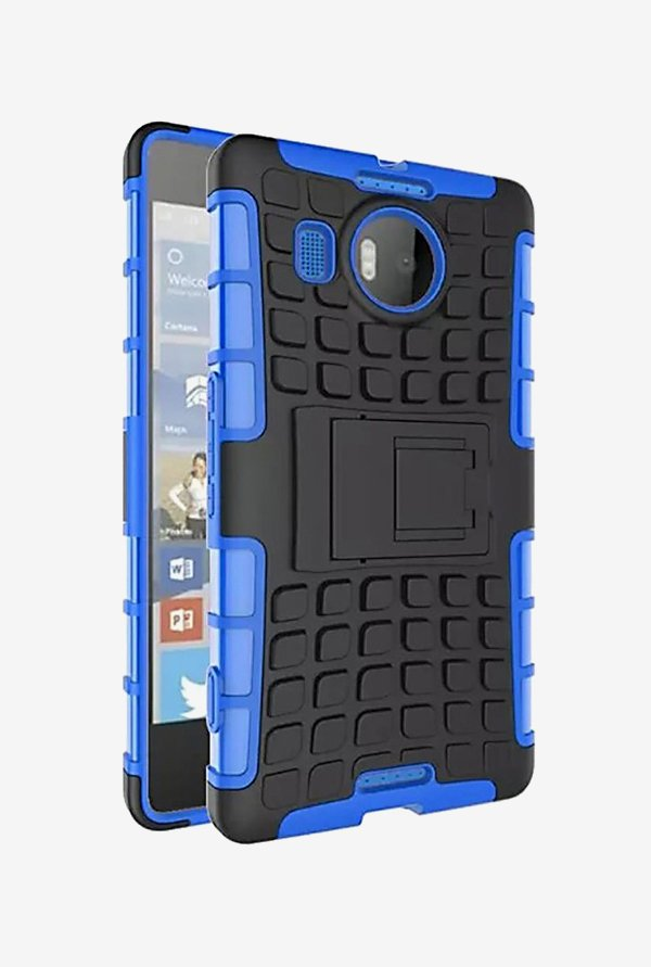 Noise Hybrid Back Case for Microsoft Lumia 950 XL (Blue)