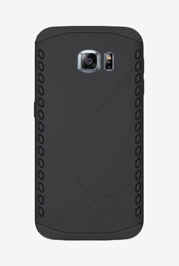 Noise Shield Back Case for Samsung Galaxy S6 Edge+ (Black)