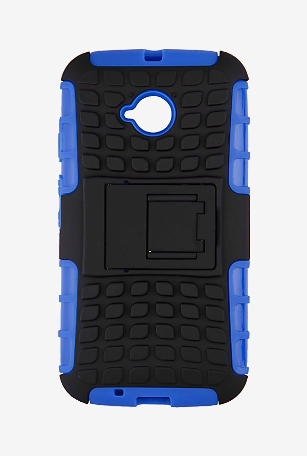 Noise Hybrid Back Case for Sony Xperia E2 (Blue)