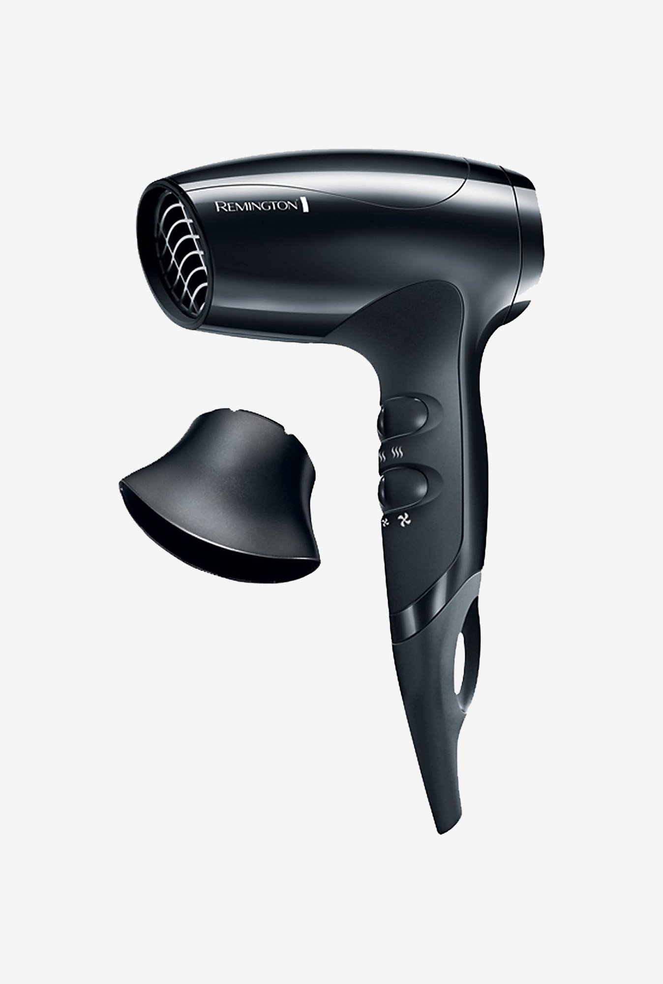 Remington D5000 1800 Watt Hair Dryer (Black)