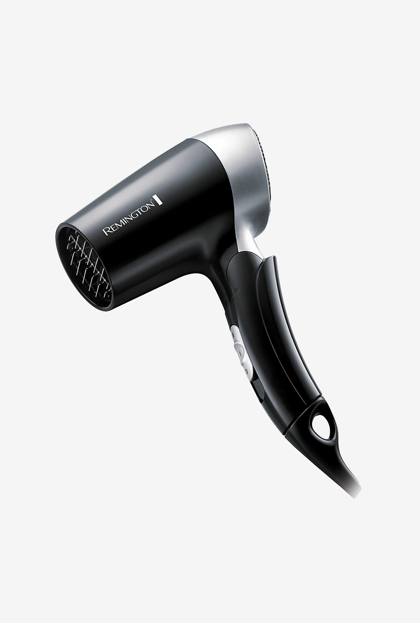 Remington Travel Dryer (1400 D2400 Hair Dryer (Black)