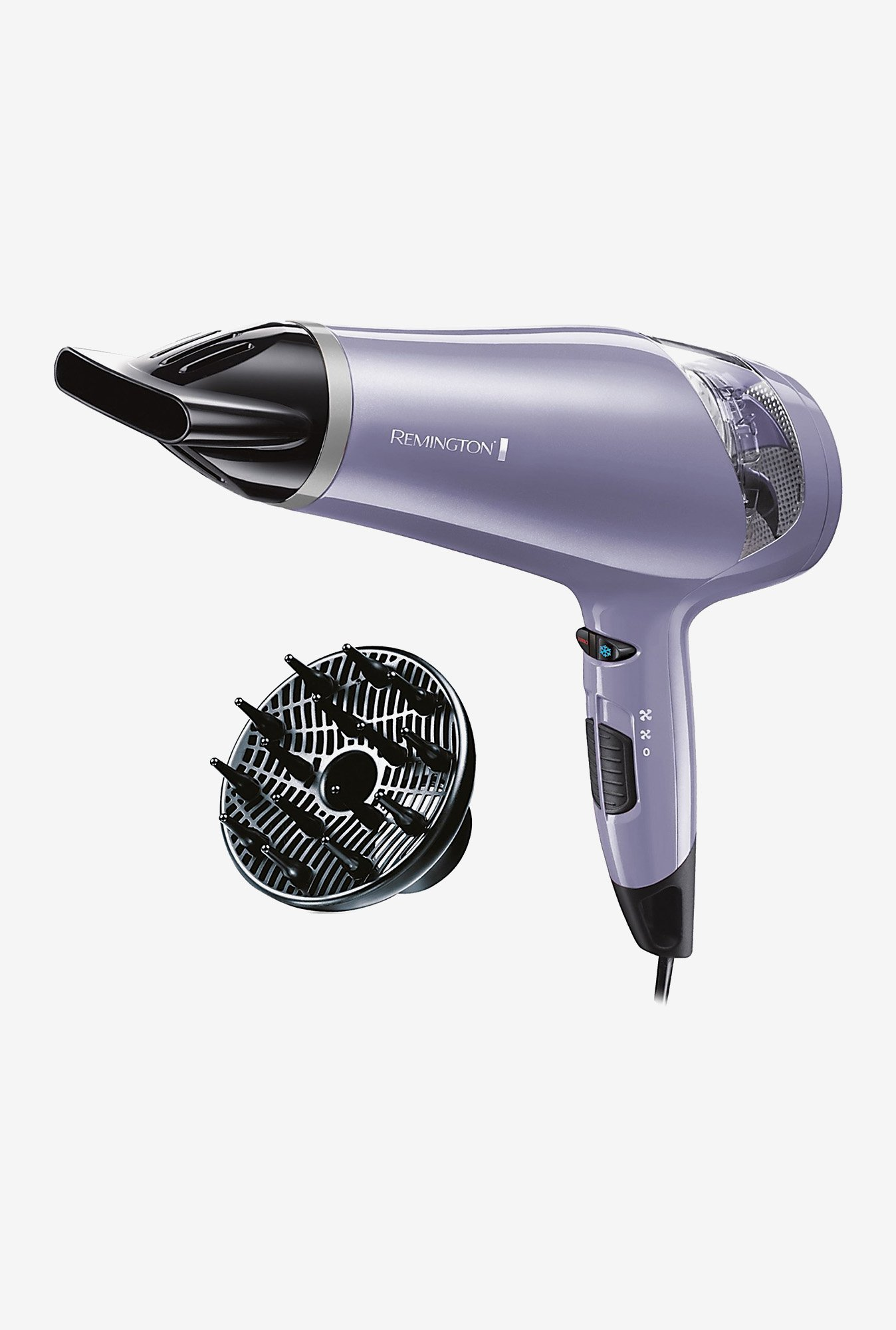 Remington D3711 2200 Watt Hair Dryer (Purple)