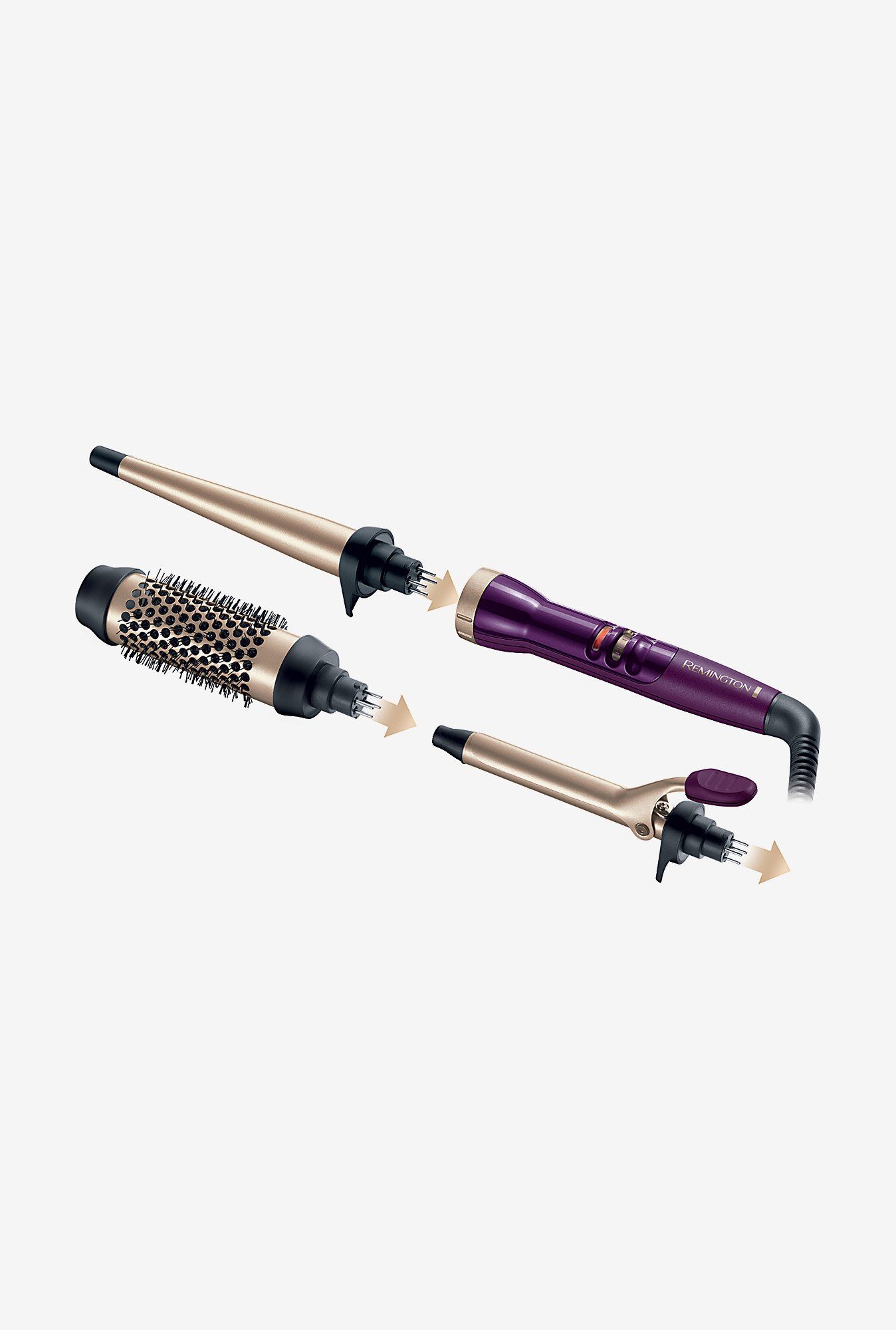Remington CI97M1 Your Style Styler Kit (Purple)