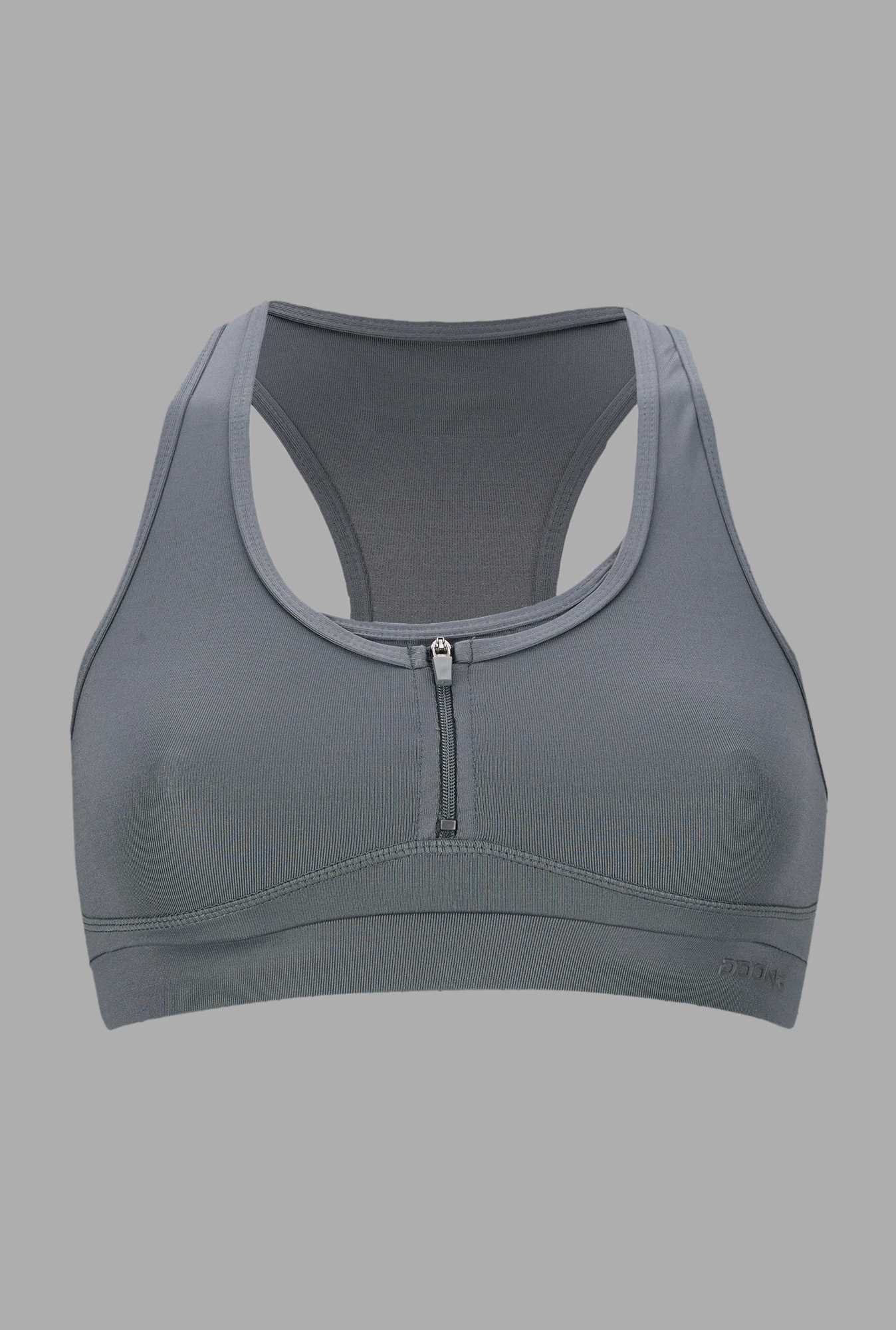 Doone Grey Training Sports Top