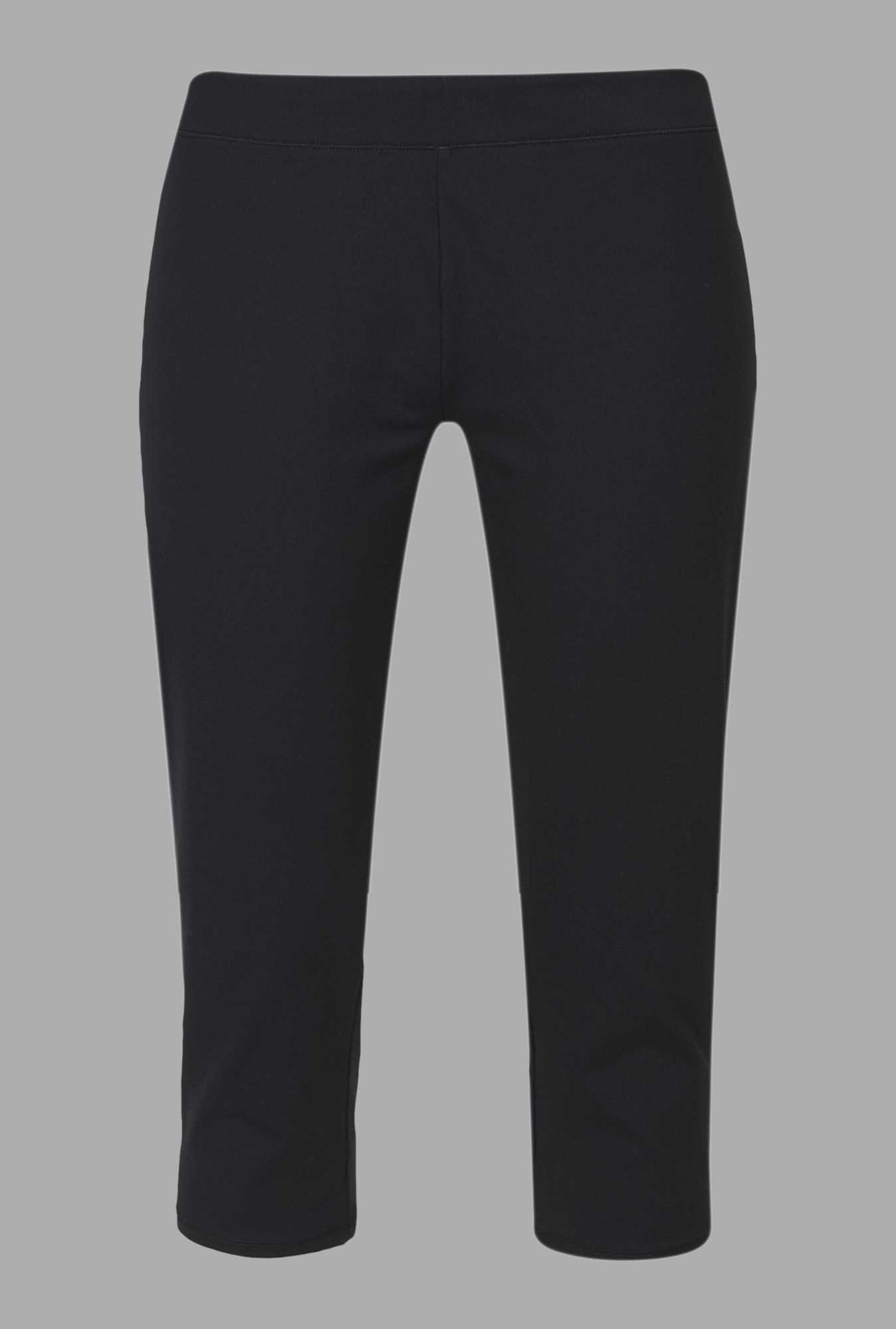 Doone Black Training Capri