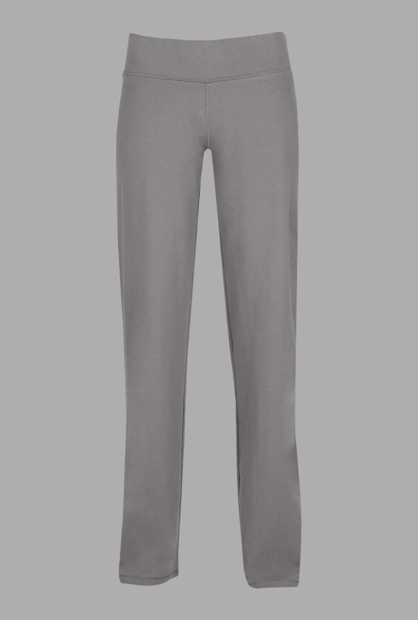 Doone Dark Grey Training Track Pants