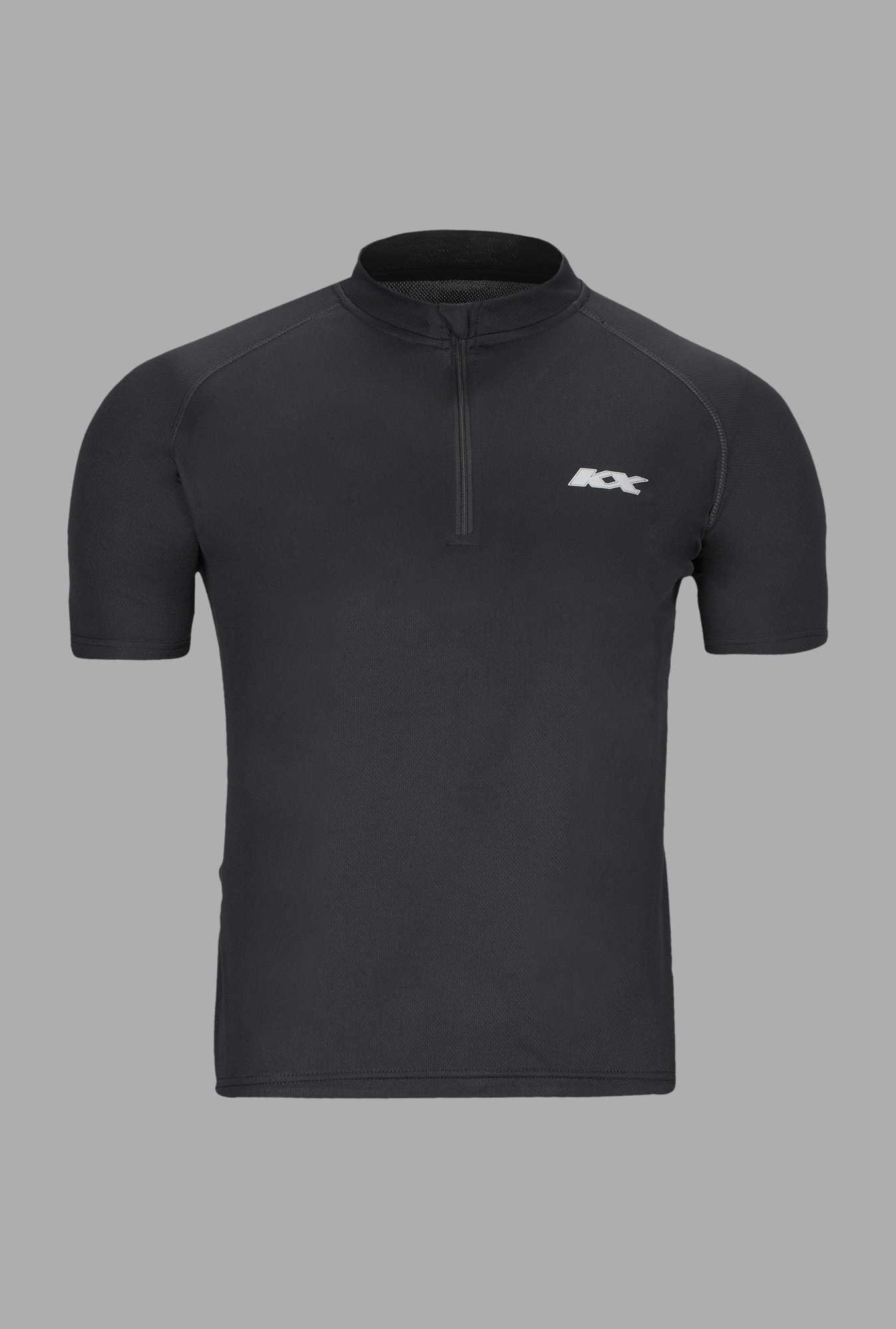 KX Black Cycling T Shirt