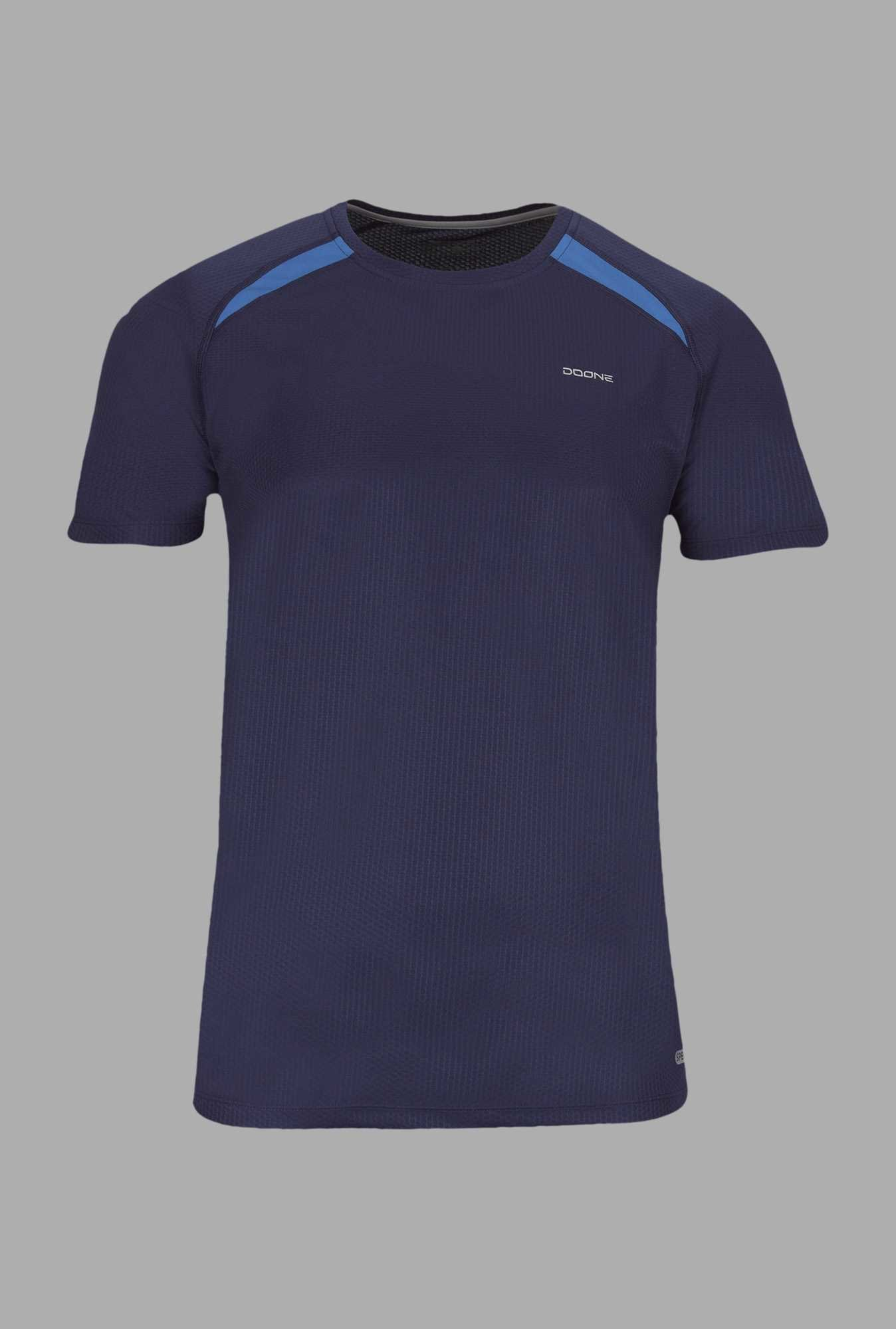 Doone Navy Training T Shirt