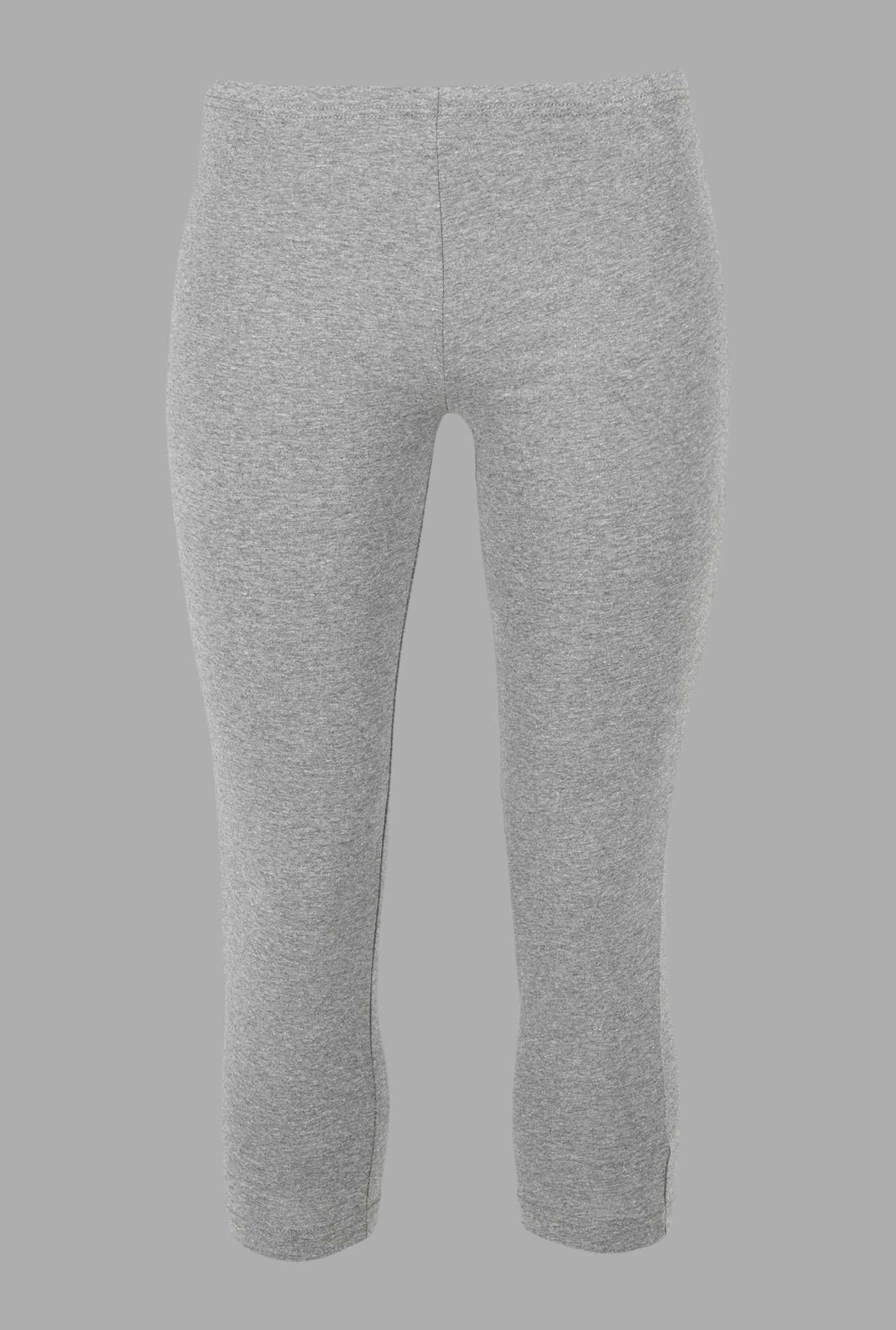 Doone Grey Training Capri