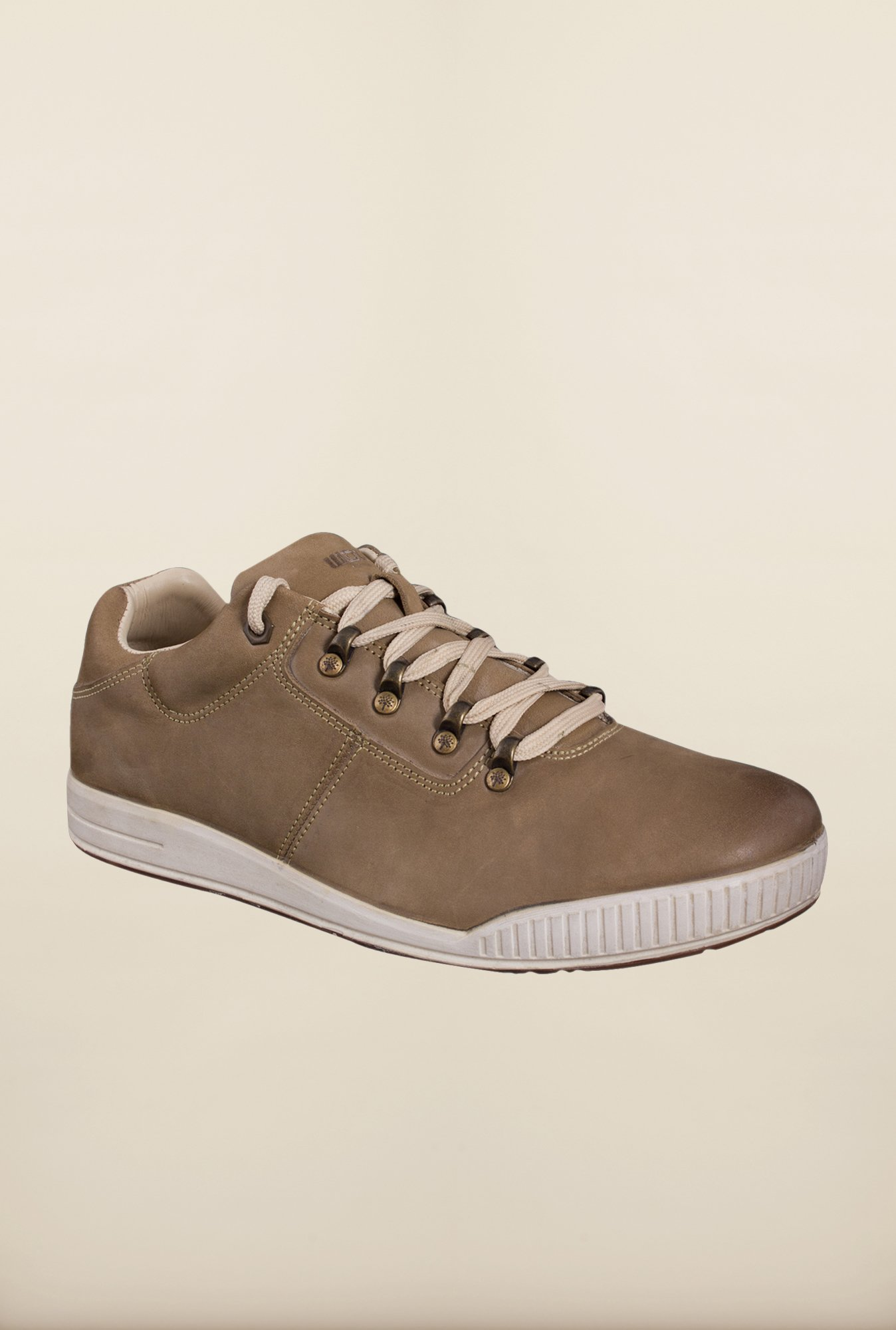 Woodland Khaki Casual Sneakers