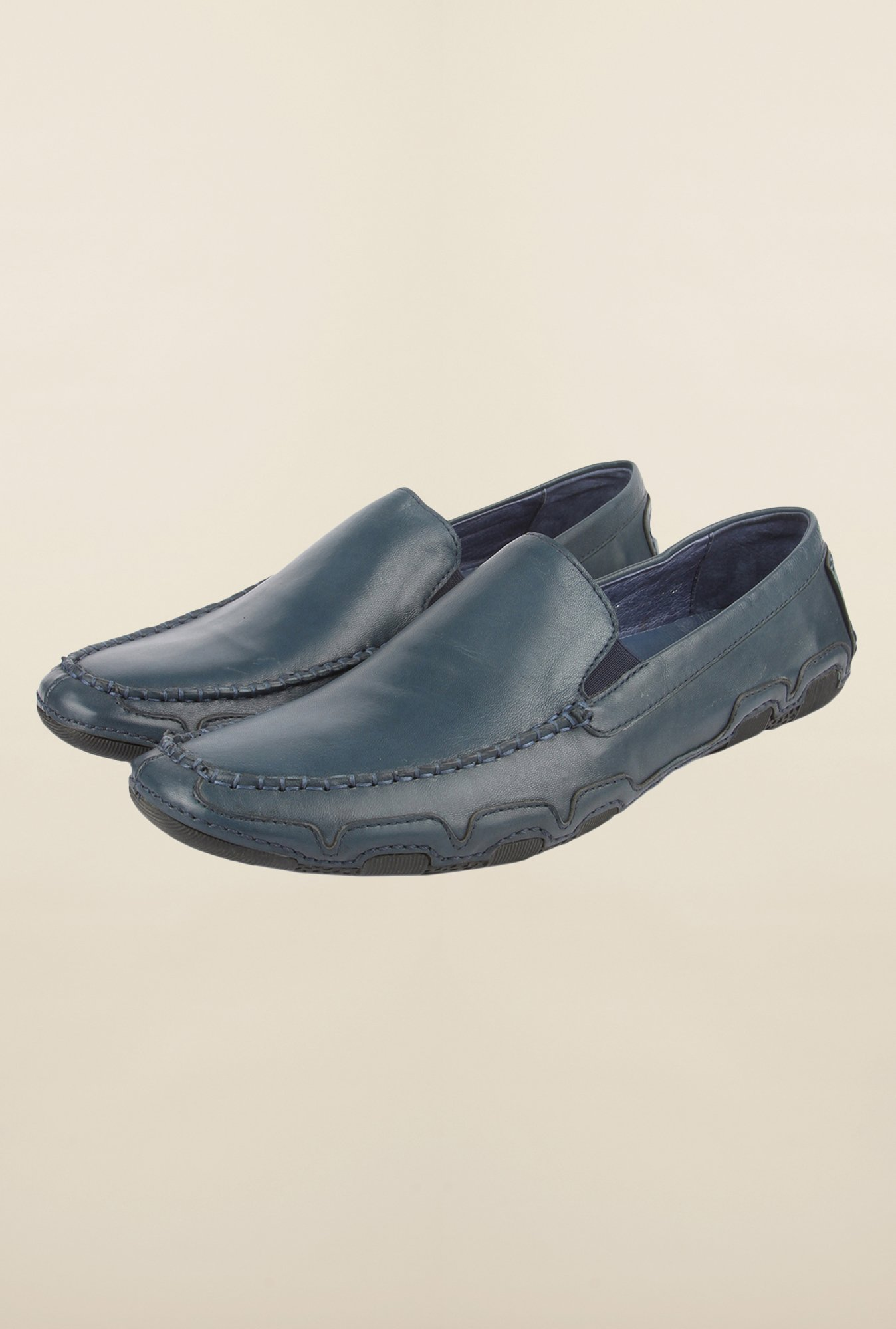 Cobblerz Blue Casual Loafers
