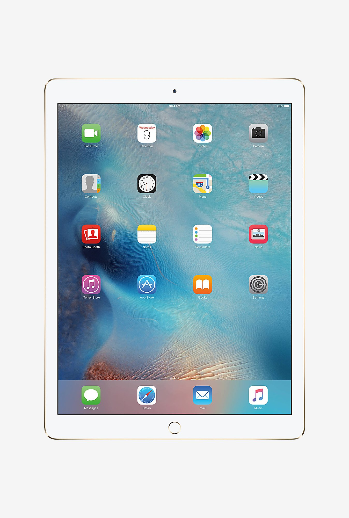 "Apple 12.9"" iPad Pro Wi-Fi 256 GB (Gold)"