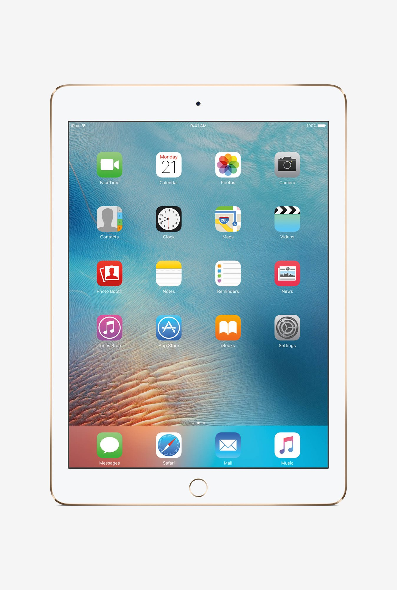 "Apple 9.7"" iPad Pro Wi-Fi 256 GB (Gold)"