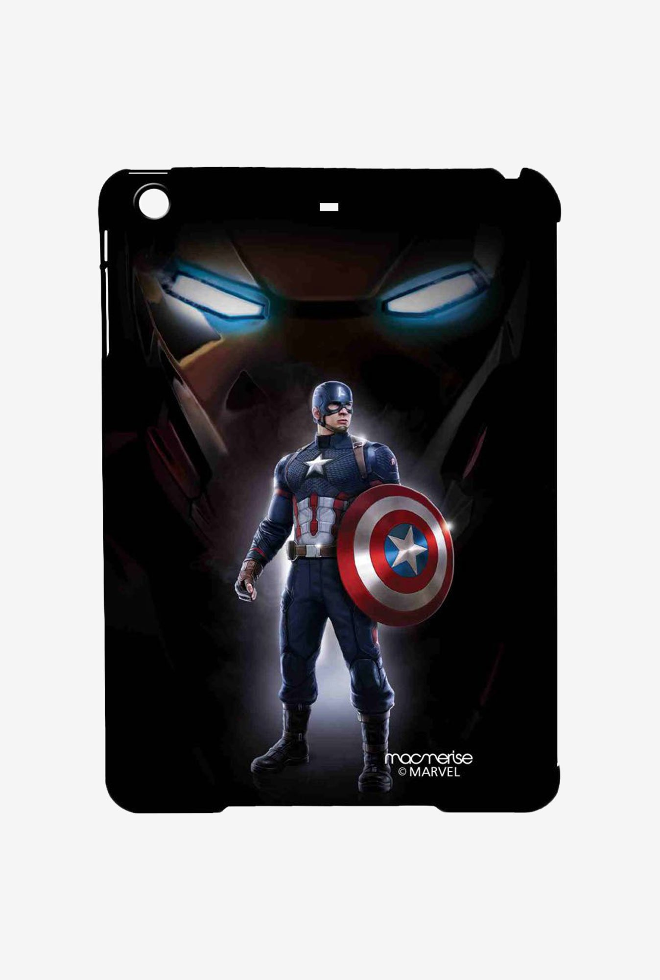 Macmerise Watchful Captain America Pro Case for iPad Air 2