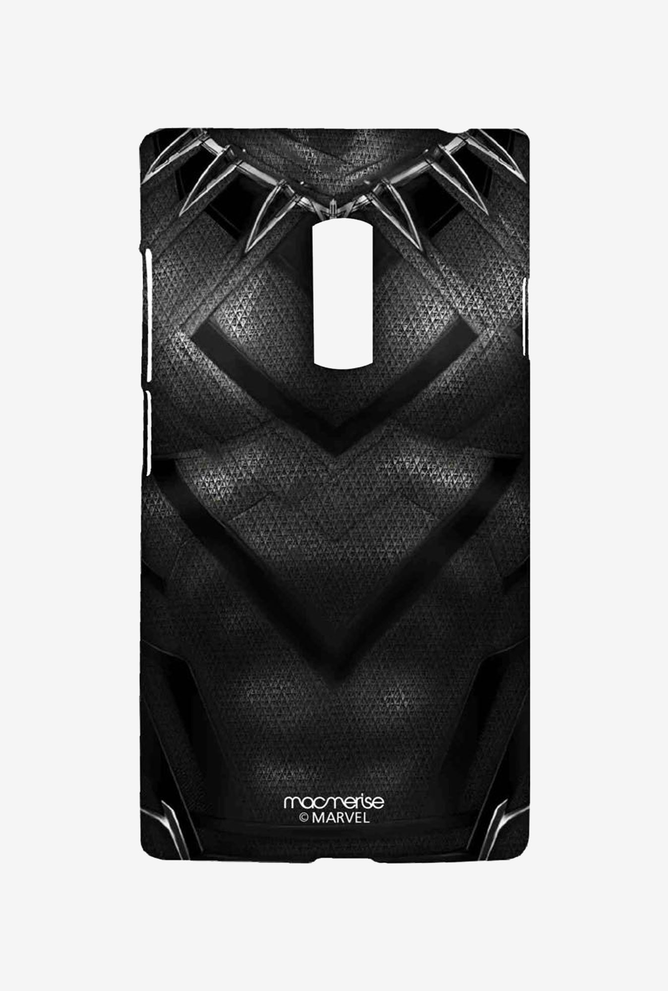 Macmerise Suit up Black Panther Sublime Case for OnePlus Two