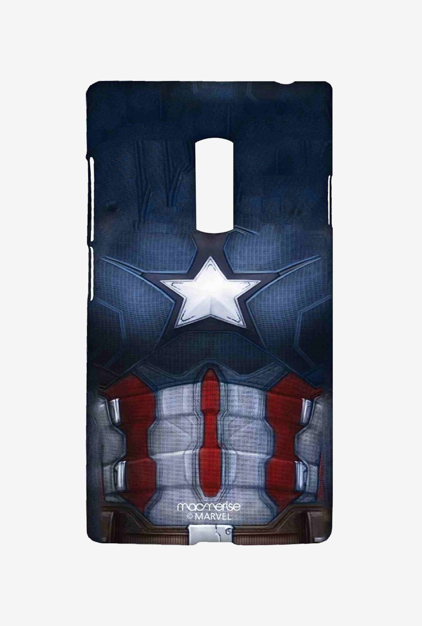 Macmerise Suit up Captain Sublime Case for OnePlus Two