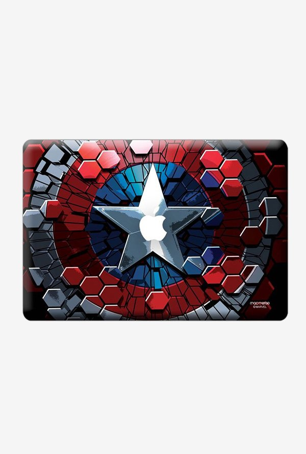 "Macmerise Hex Shield Skin for 12"" MacBook"