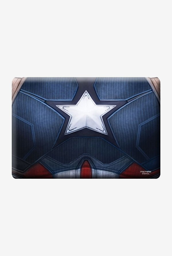 "Macmerise Captains Uniform Skin for 13"" MacBook White"