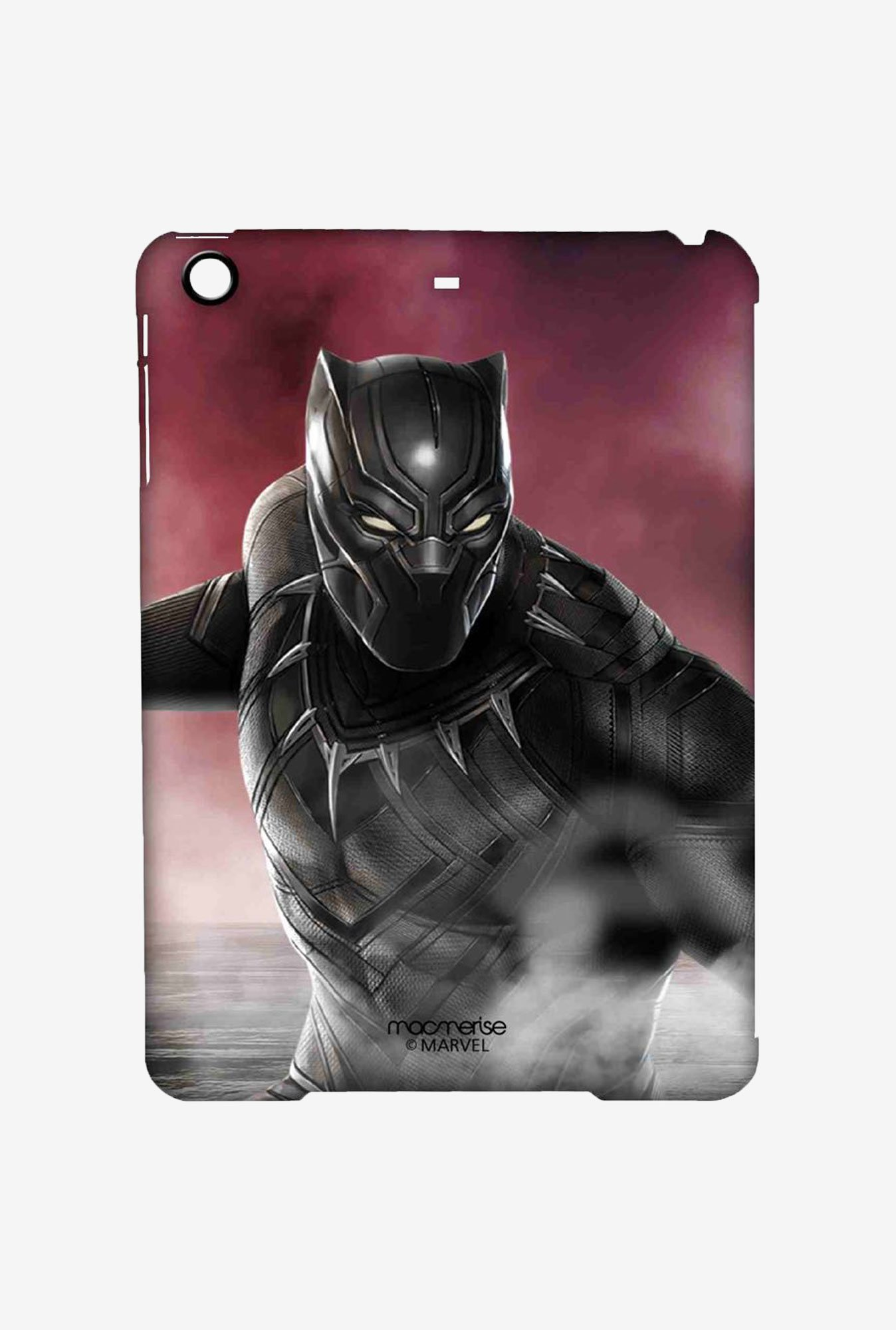 Macmerise Team Red Black Panther Pro Case for iPad 2/3/4