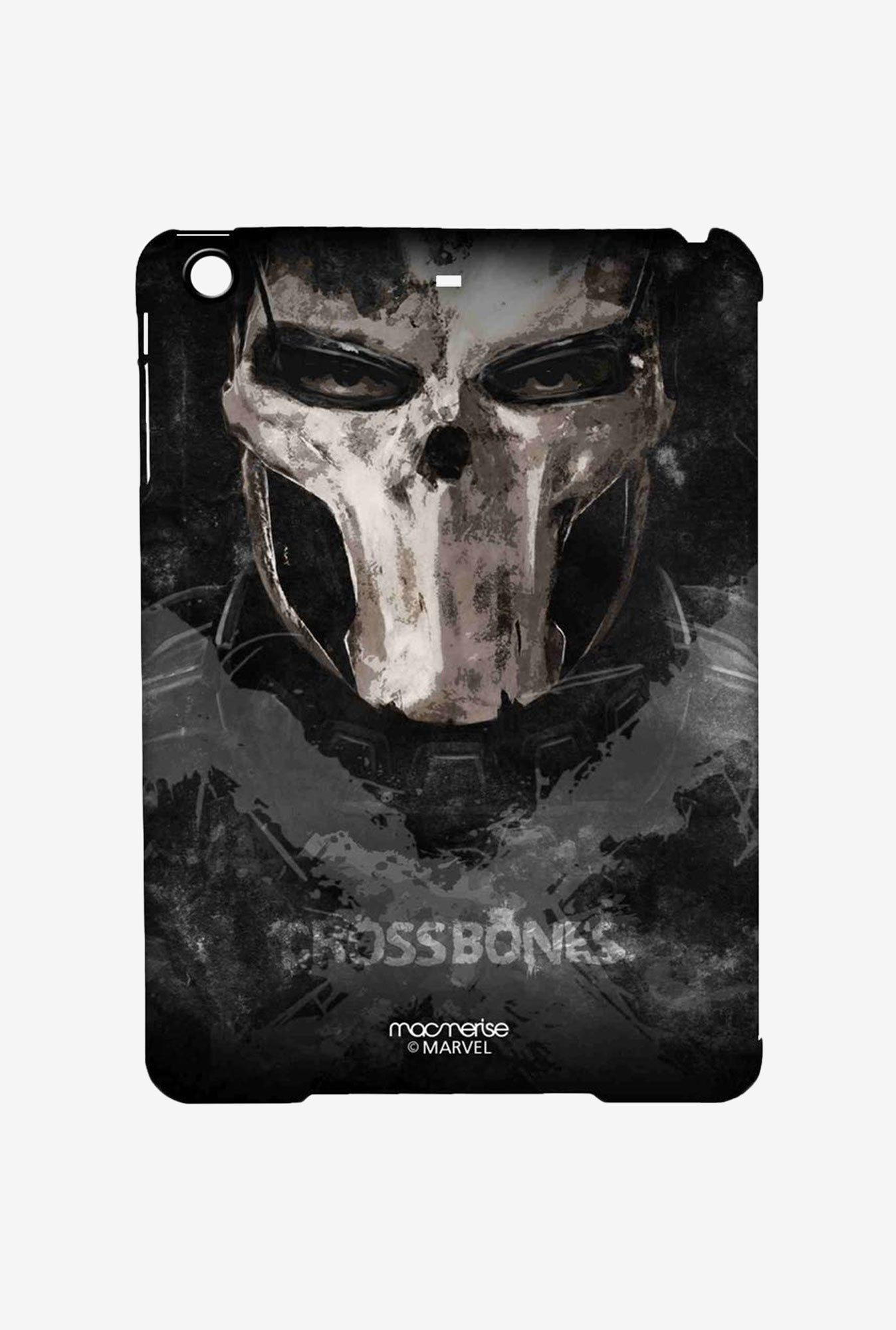 Macmerise Crossbones Fury Pro Case for iPad Air