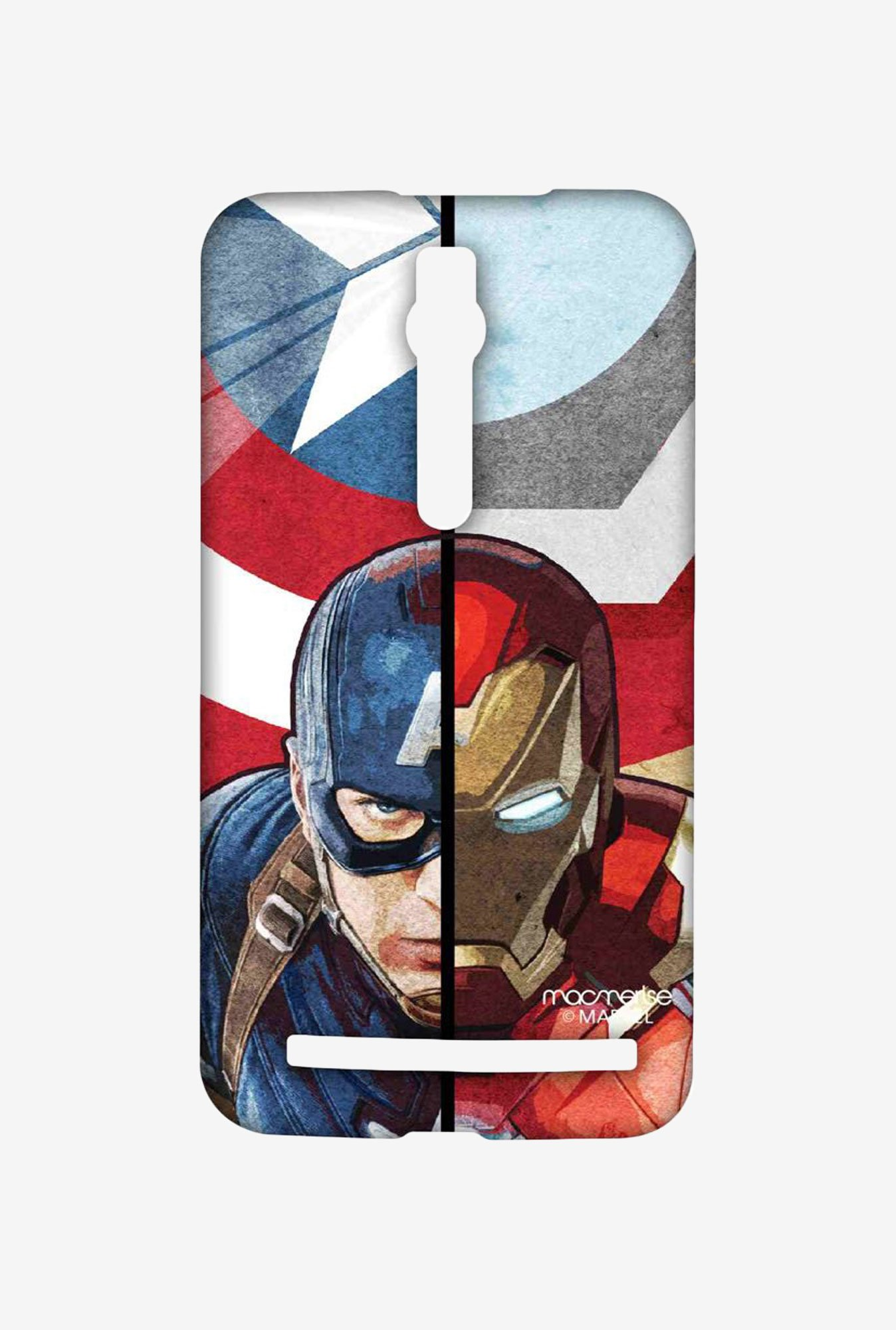 Macmerise Man vs Machine Sublime Case for Asus Zenfone 2