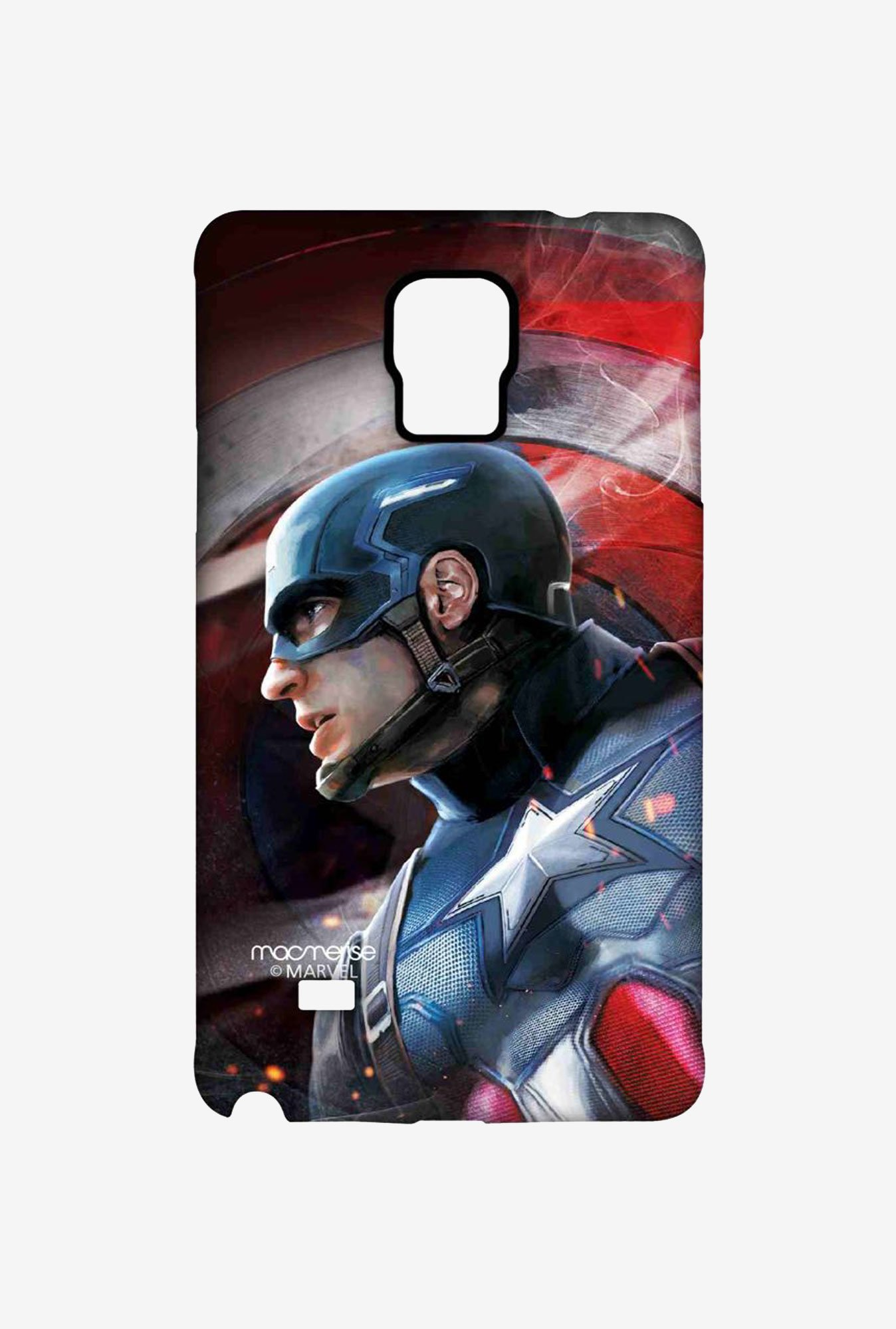 Macmerise Here comes the Captain Sublime Case for Note 4