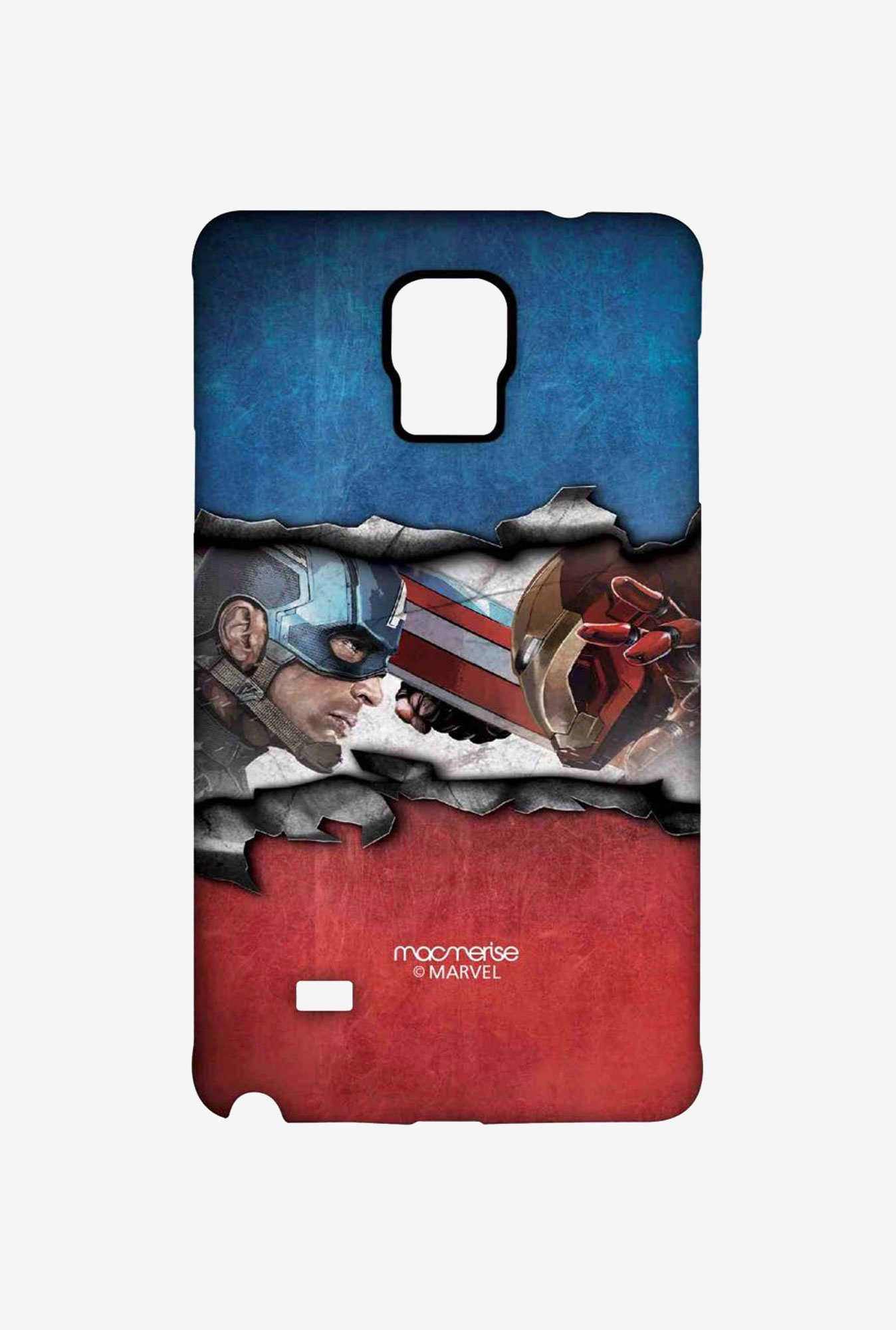 Macmerise Torn Apart Sublime Case for Samsung Note 4