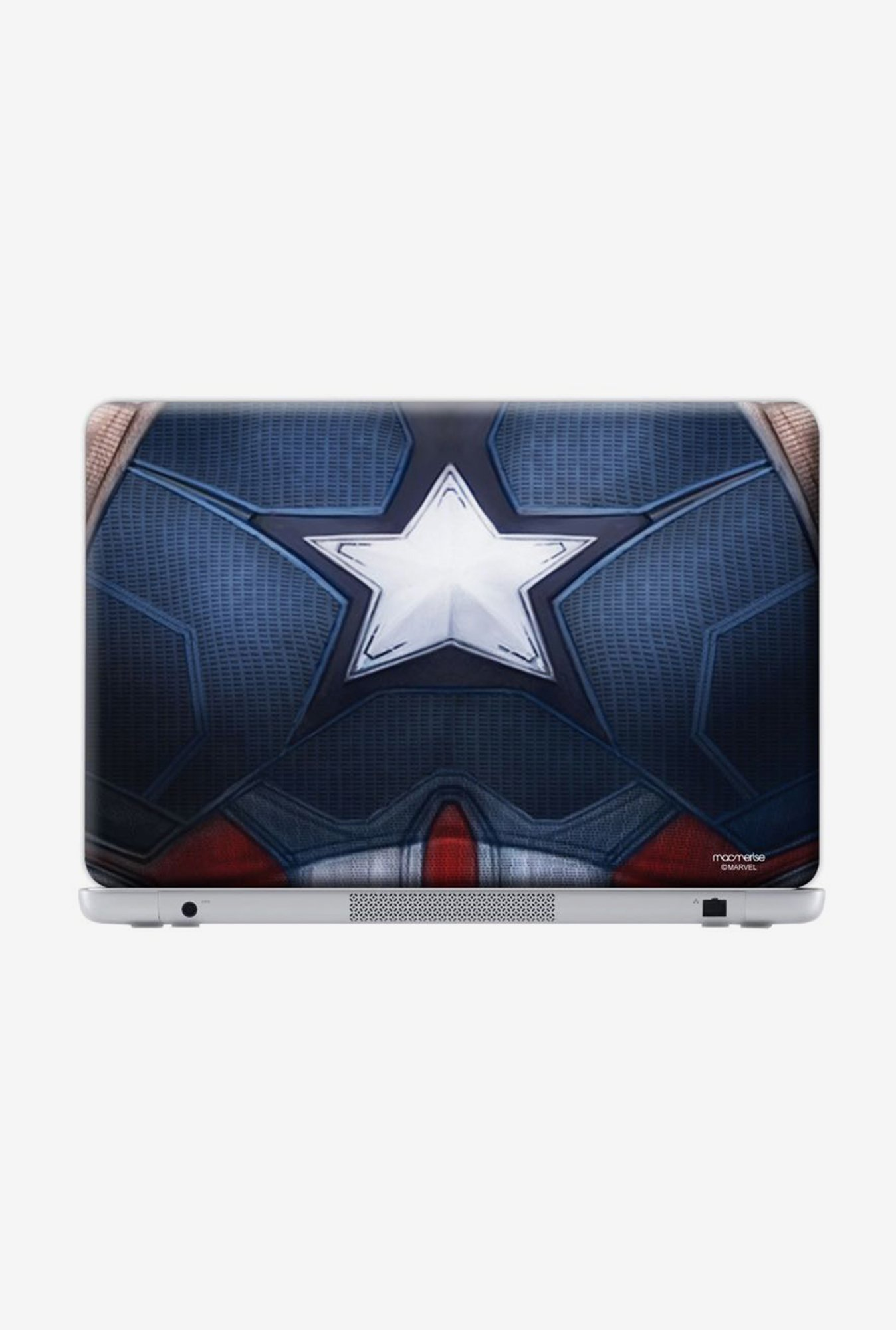 "Macmerise Captains Uniform Skin for 12"" Generic Laptops"