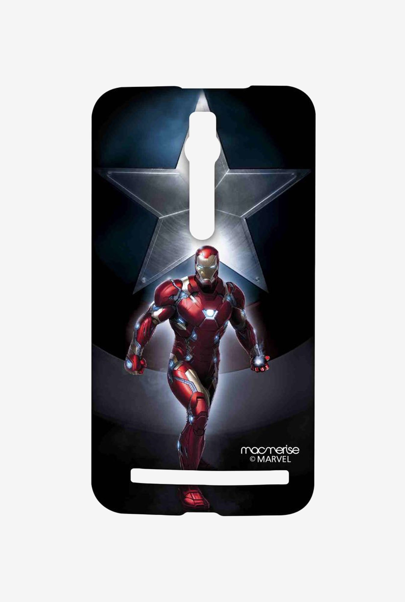 Macmerise Watchful Ironman Sublime Case for Asus Zenfone 2