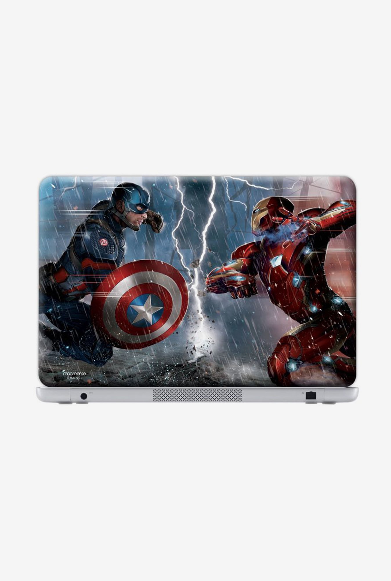 Macmerise Ultimate Showdown Skin for Dell Inspiron 15 (3000)