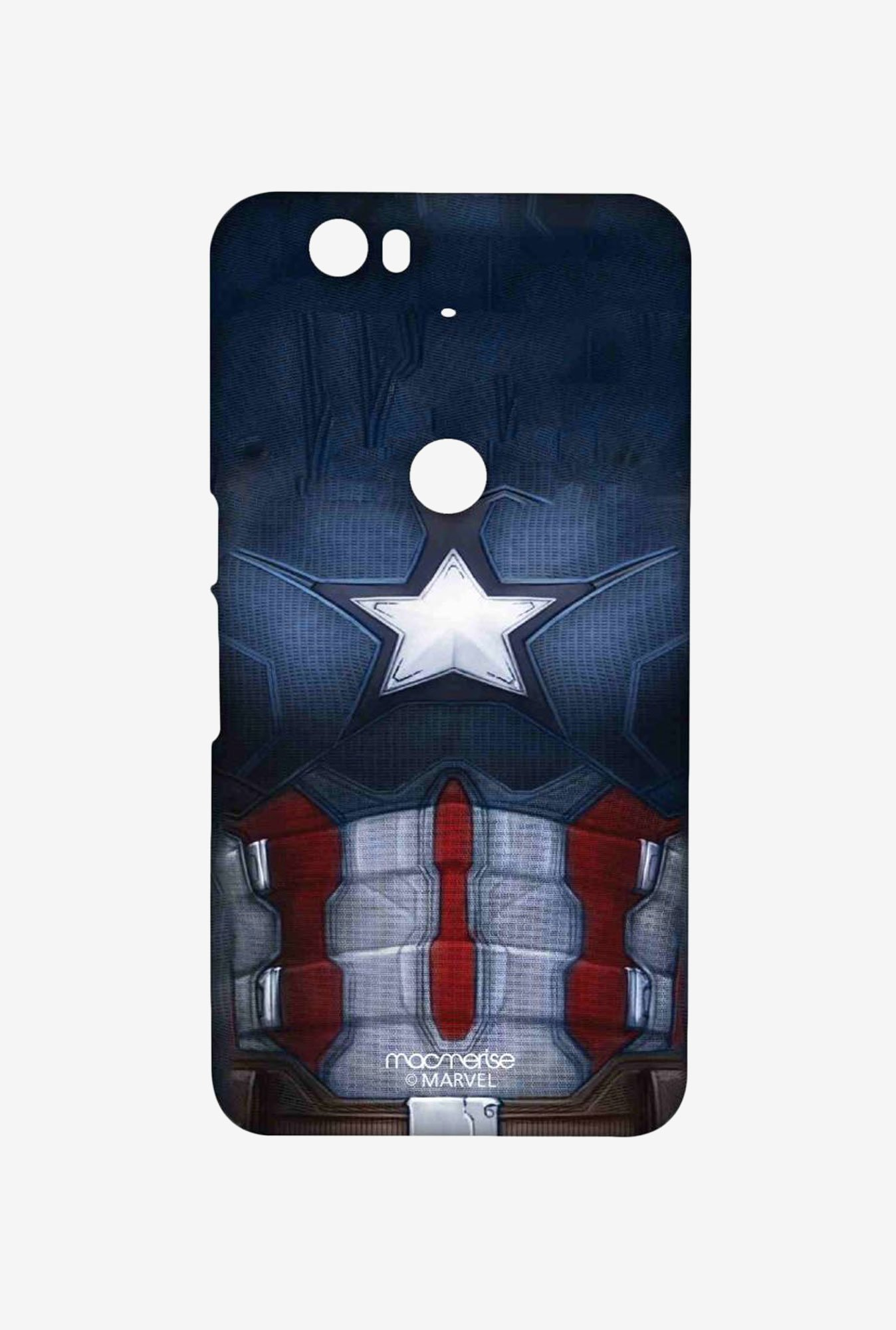 Macmerise Suit up Captain Sublime Case for Huawei Nexus 6P