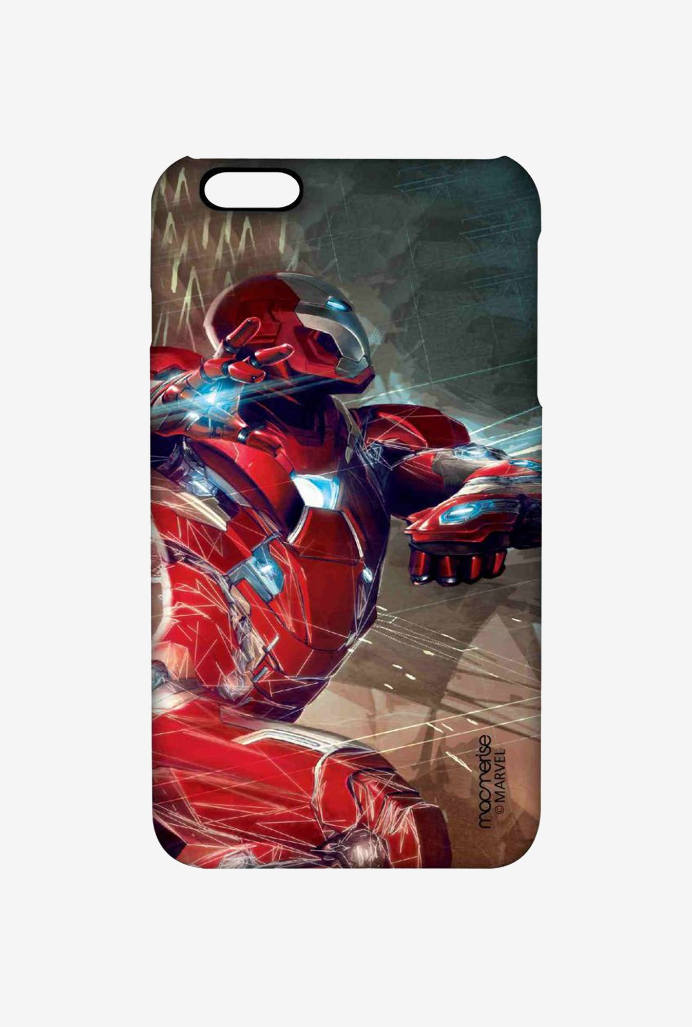Macmerise Ironman Attack Pro Case for iPhone 6S Plus