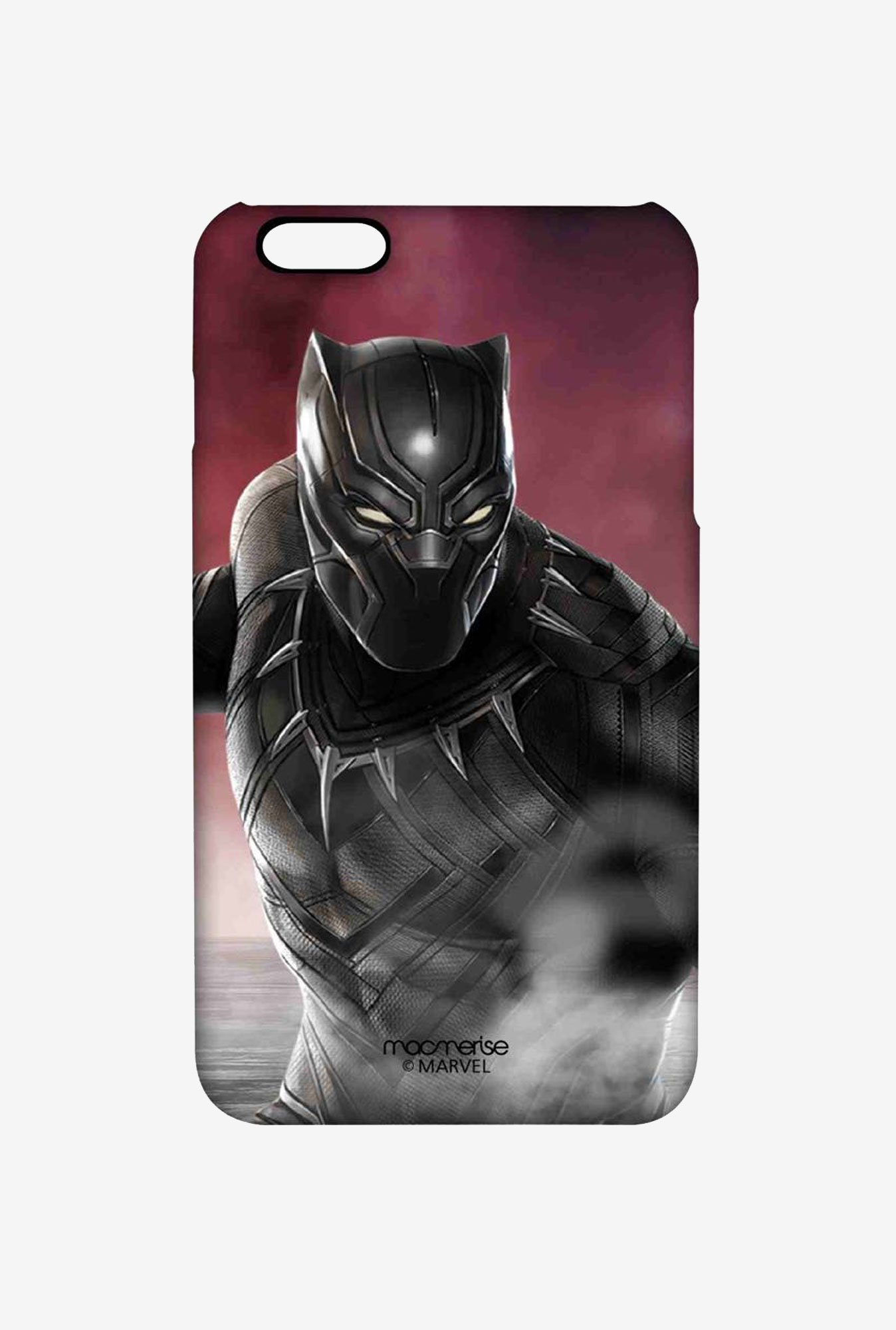 Macmerise Team Red Black Panther Pro Case for iPhone 6S Plus