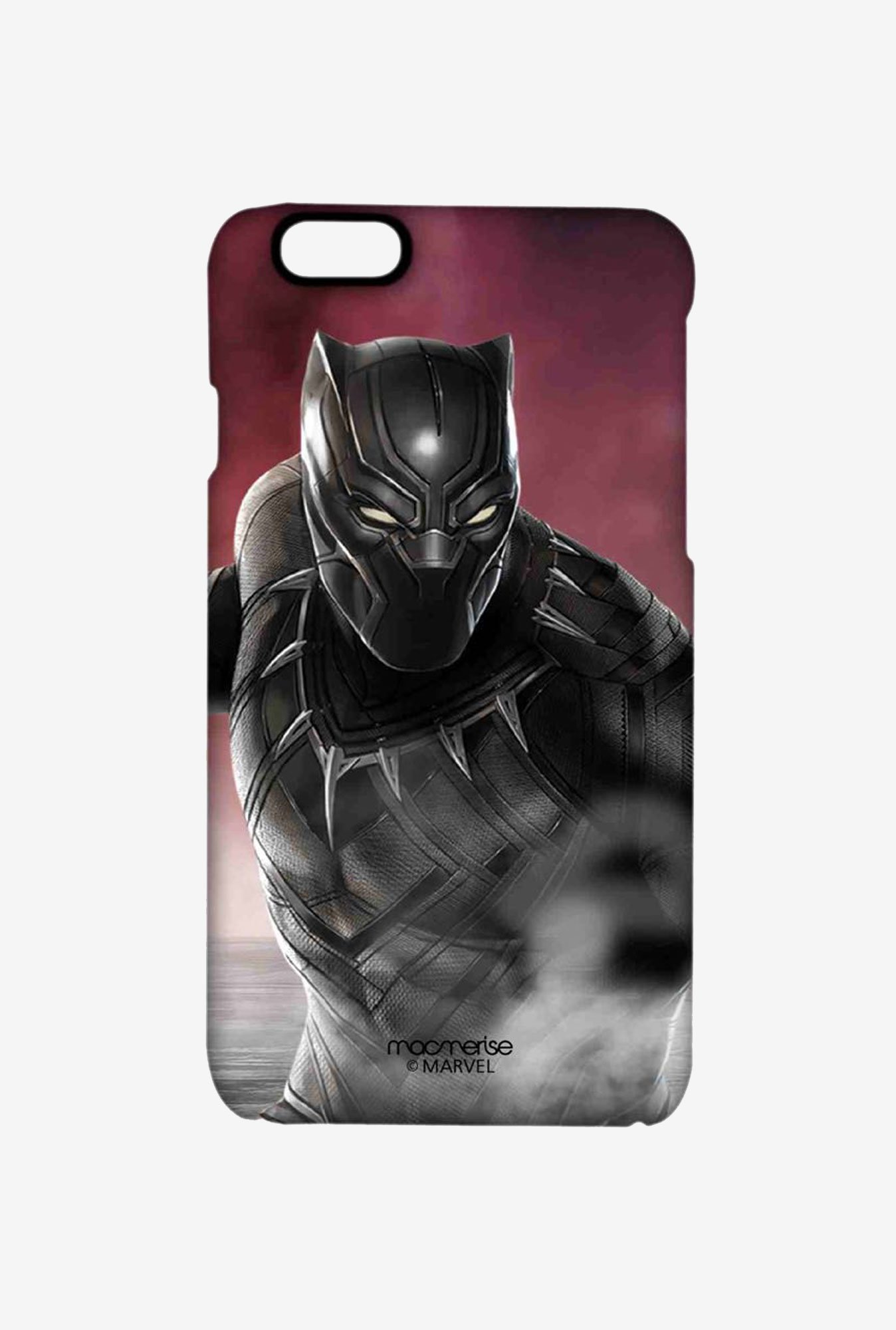 Macmerise Team Red Black Panther Pro Case for iPhone 6