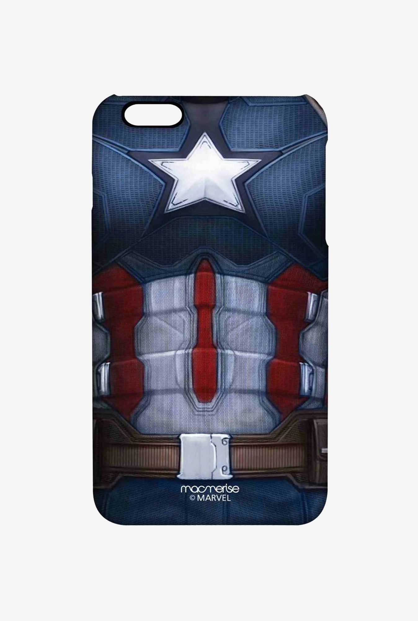 Macmerise Suit up Captain Pro Case for iPhone 6 Plus