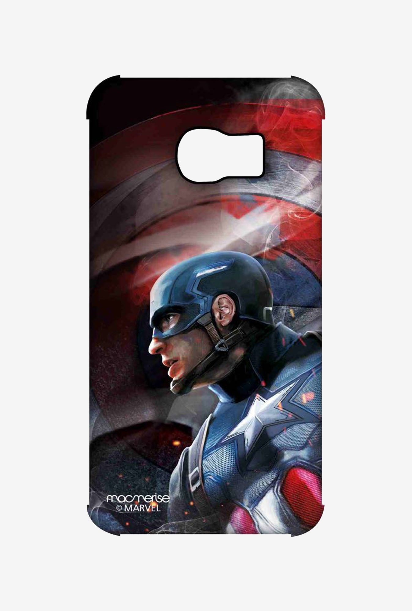Macmerise Here comes the Captain Pro Case for S6 Edge