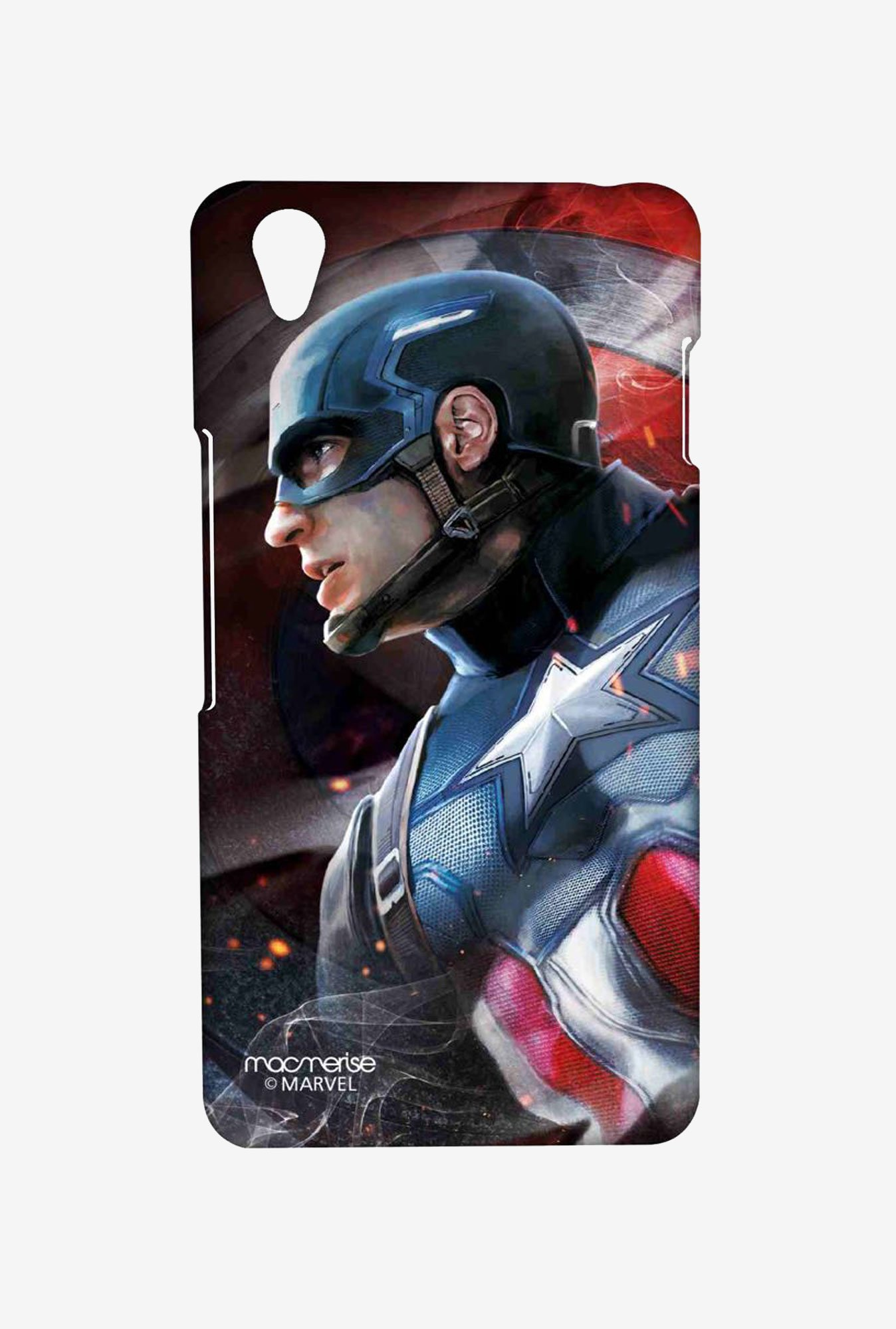 Macmerise Here comes the Captain Sublime Case for OnePlus X