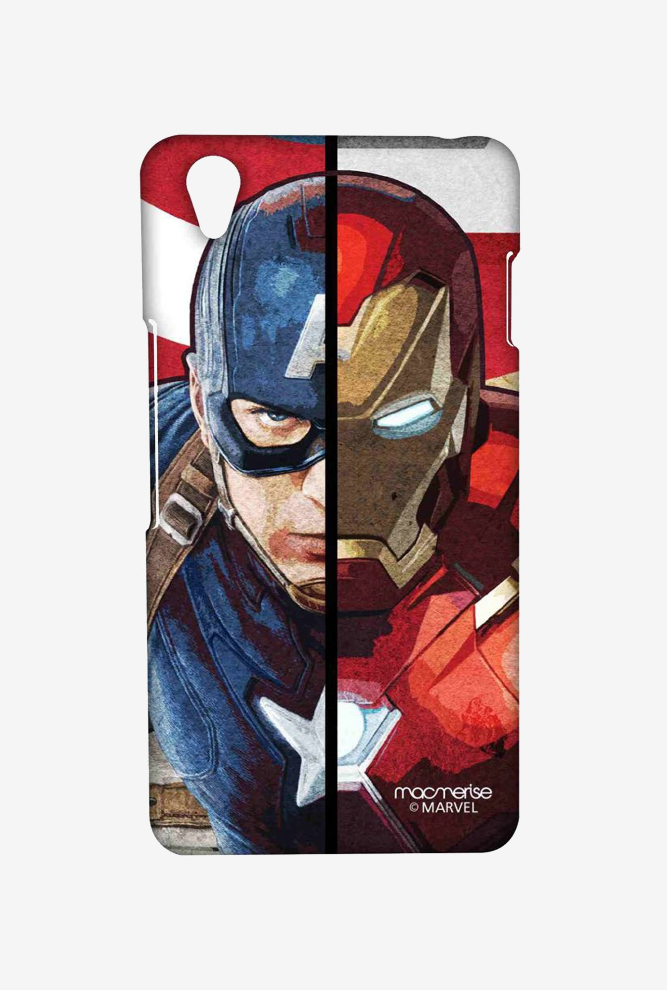 Macmerise Man vs Machine Sublime Case for OnePlus X