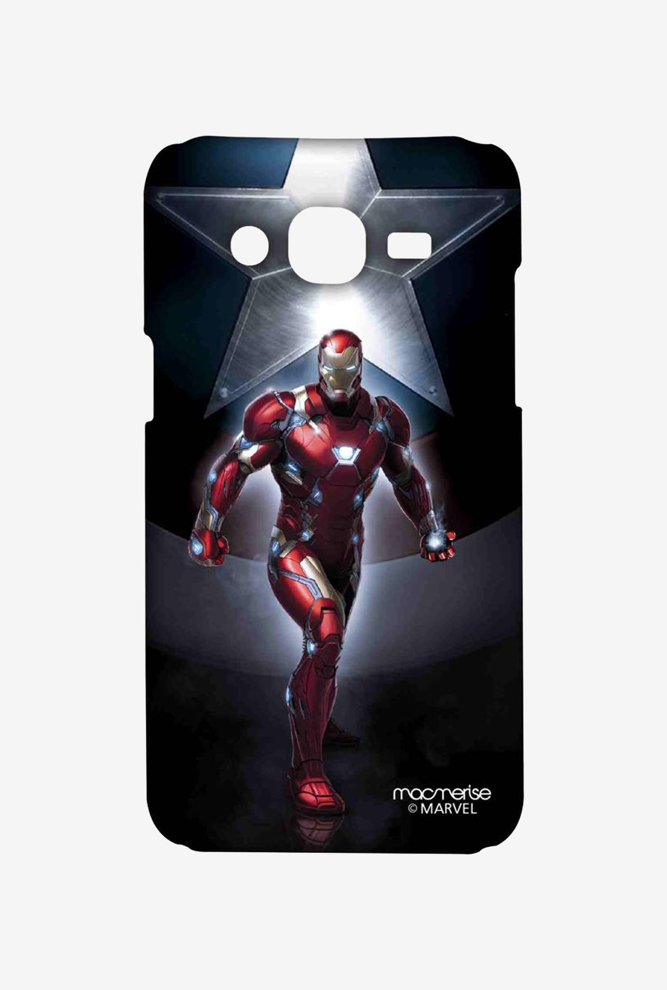 Macmerise Watchful Ironman Sublime Case for Samsung J7